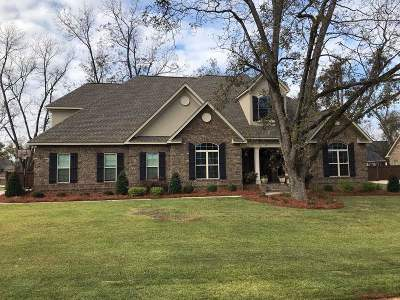 Warner Robins Single Family Home For Sale: 313 Stacy Lane