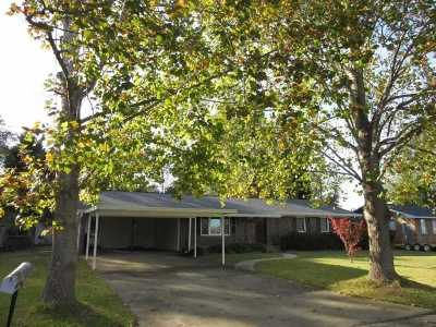 Warner Robins Rental For Rent: 703 Meadowridge Drive
