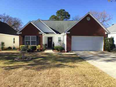 Centerville GA Single Family Home For Sale: $138,500