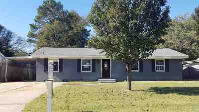 Warner Robins Single Family Home For Sale: 109 Sidney Street
