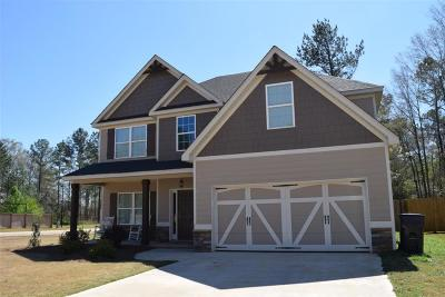 Perry GA Single Family Home For Sale: $231,900