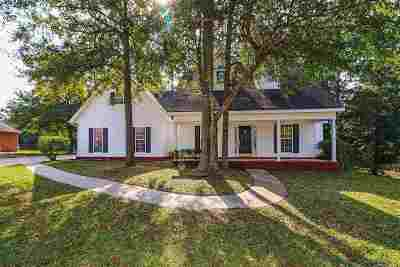 Warner Robins Single Family Home For Sale: 156 Holly Pointe