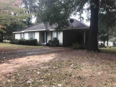 Perry Single Family Home For Sale: 426 N Lake Drive