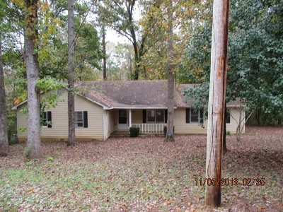 Macon Single Family Home For Sale: 1443 Happy Trail