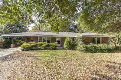 Warner Robins Single Family Home For Sale: 418 Pine Valley Drive