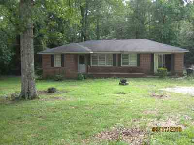 Macon Single Family Home For Sale: 6467 Bevin Drive