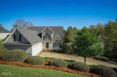 Macon Single Family Home For Sale: 2202 Sanjo Drive