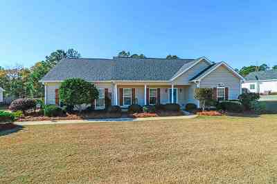 Bonaire Single Family Home Contingent: 3016 Chattooga Way
