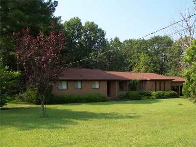 Fort Valley Single Family Home For Sale: 263 Crestwood Drive