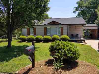 Warner Robins Single Family Home For Sale: 138 Vernon Dr