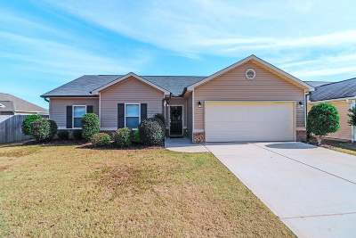 Bonaire GA Single Family Home For Sale: $156,900