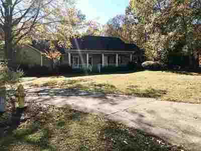 Fort Valley Single Family Home For Sale: 88 Northwoods Drive