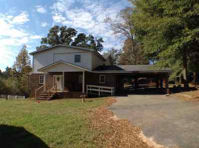 Perry Single Family Home For Sale: 245 Todd Road