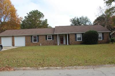 Warner Robins Single Family Home For Sale: 207 Westwood Drive
