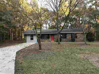 Perry Single Family Home For Sale: 415 N Lake Drive