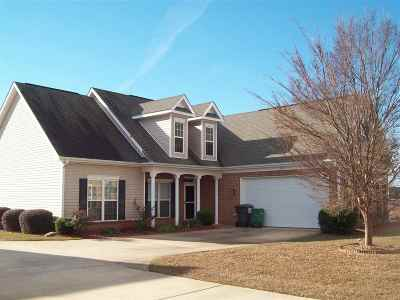 Perry Single Family Home For Sale: 2601 Quail Ridge Lane