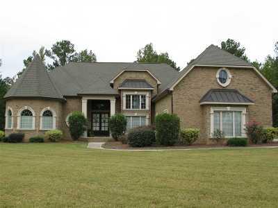 Macon Single Family Home For Sale: 702 Latrobe Way