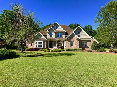 Bonaire Single Family Home For Sale: 1011 Chattahoochee Drive