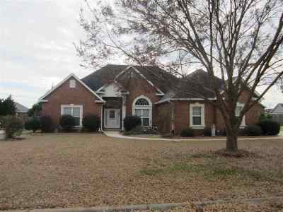 Warner Robins Single Family Home For Sale: 403 Rose Hill Drive