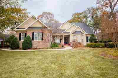 Warner Robins Single Family Home For Sale: 204 Steeplechase Run