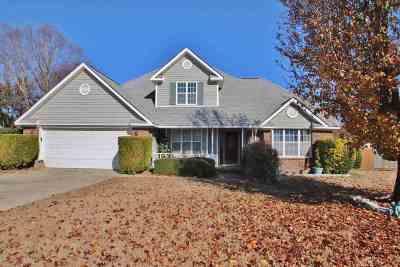 Warner Robins Single Family Home For Sale: 1210 Alderly Ln