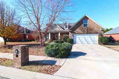 Warner Robins Single Family Home For Sale: 900 Post Oak Way