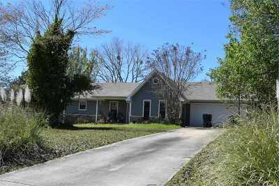 Perry Single Family Home For Sale: 103 Nichole Court