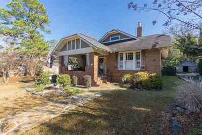 Macon Single Family Home For Sale: 291 Buford Place