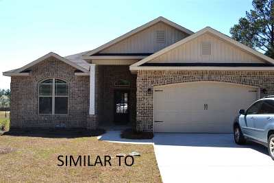 Perry Single Family Home For Sale: 108 Hay Bale Way