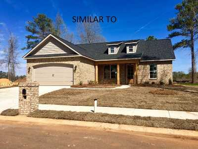 Perry Single Family Home For Sale: 119 Barnyard Way