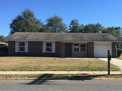 Warner Robins Single Family Home For Sale: 200 Wisconsin