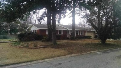 Warner Robins Single Family Home For Sale: 503 Meadowridge Drive