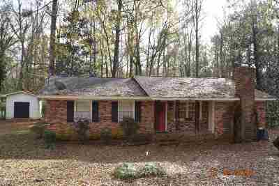 Macon GA Single Family Home For Sale: $82,900