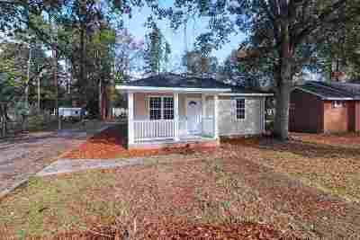 Warner Robins GA Single Family Home For Sale: $99,500