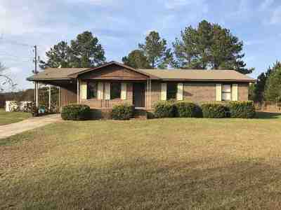 Butler GA Single Family Home For Sale: $38,900