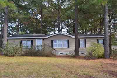 Perry Single Family Home For Sale: 202 Old Mill Road