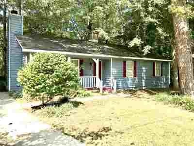 Macon GA Single Family Home For Sale: $99,000