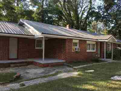 Macon Single Family Home For Sale: 1339 Bailey Ave