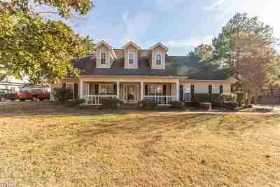 Warner Robins Single Family Home For Sale: 308 Ellicott Drive