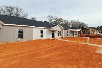 Perry Single Family Home For Sale: 322 Grayton Way