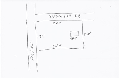 Warner Robins Residential Lots & Land For Sale: 903 Springhill Dr