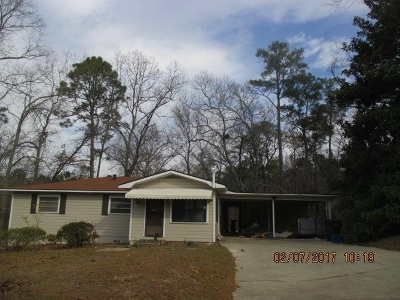 Macon Single Family Home For Sale: 3938 Mickey Drive