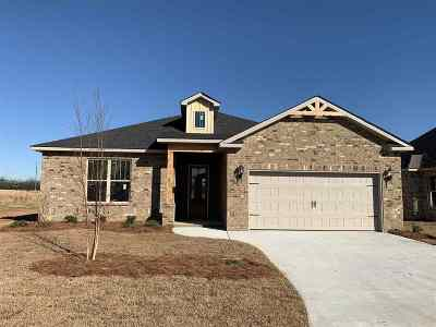 Perry Single Family Home For Sale: 116 Barnyard Way