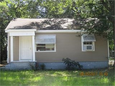 Macon Single Family Home For Sale: 1550 Dexter Avenue