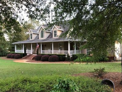 Kathleen Single Family Home For Sale: 201 Harner Road