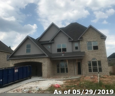 Houston County, Peach County Single Family Home For Sale: 201 Legacy Court