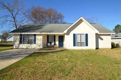 Centerville Single Family Home For Sale: 102 Ridge Court