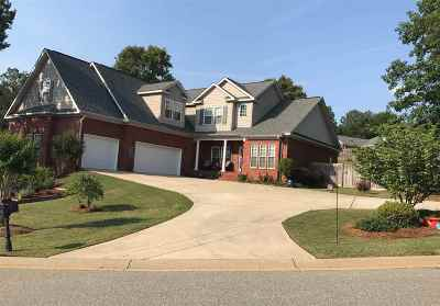 Byron Single Family Home For Sale: 100 Timber Ridge Circle