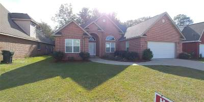 Centerville Single Family Home For Sale: 104 Asbell Way