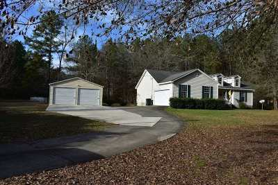 Macon Single Family Home For Sale: 891 Griswoldville Road